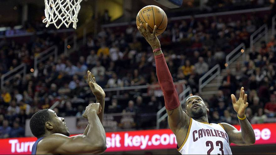 NBA: Cavs consolidam liderança