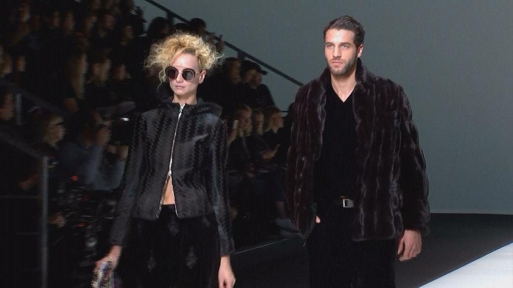 Highlights der Mailänder Modewoche
