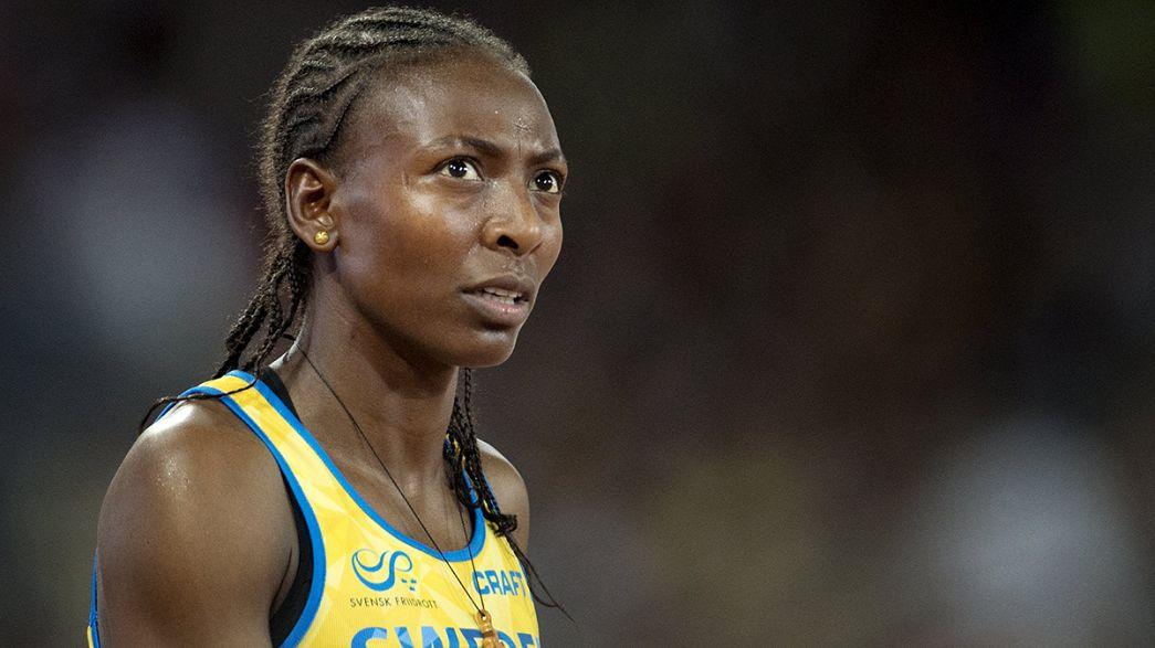 La campeona del mundo de 1.500 metros, suspendida por dopaje