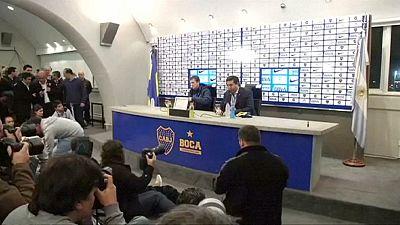 Boca Juniors sack coach Arruabarrena