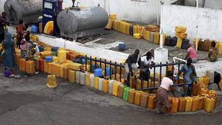 Fuel shortage hits Nigerian cities