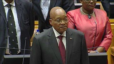 Sudadfrica: Parlamento respinge mozione di sfiducia contro Zuma