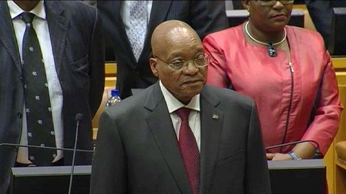 Südafrika: Zuma überlebt erneut Misstrauensvotum