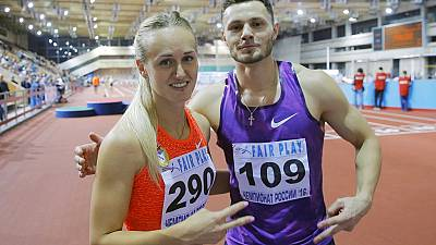 Russian athletes eye Rio Olympics despite doping bans