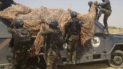 Cameroonian army kills a hundred Boko Haram militants