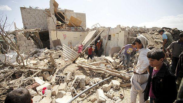 الأمم المتحدة: ١٤ مليون يمني بحاجة الى مساعدات انسانية عاجلة
