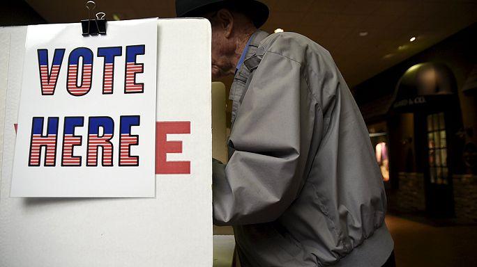 الثلاثاء العظيم.. كلينتون وترامب على موعد مع معركة فاصلة في سباق الرئاسة الأمريكية