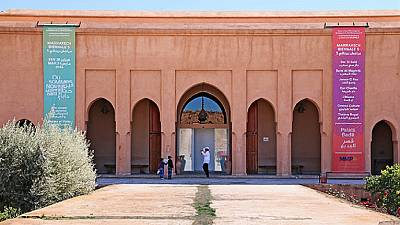 Marrakech Biennale contemporary arts festival underway
