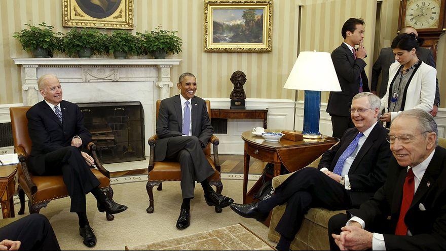 Reunião entre Obama e republicanos sem avanços para o Supremo