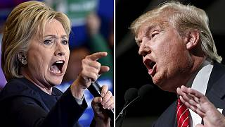 Clinton and Trump dominate in Super Tuesday voting