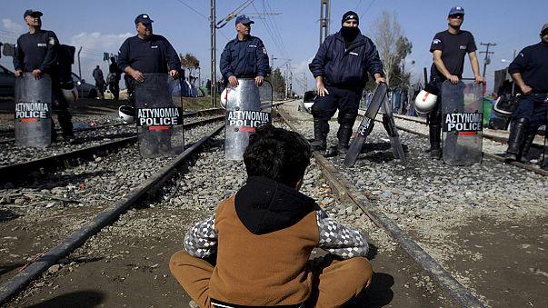 La Grèce réclame 480 millions à l'UE pour gérer la crise migratoire