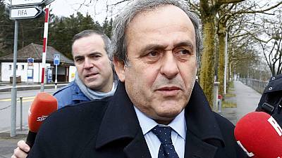 Platini appeals to court of arbitration for sport against six-year FIFA ban