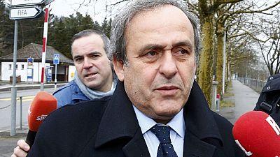 Michel Platini fait appel devant le TAS