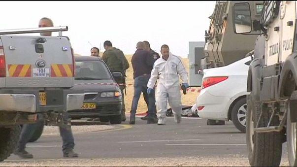 Dois palestinianos abatidos após ataque a colonato na Cisjordânia