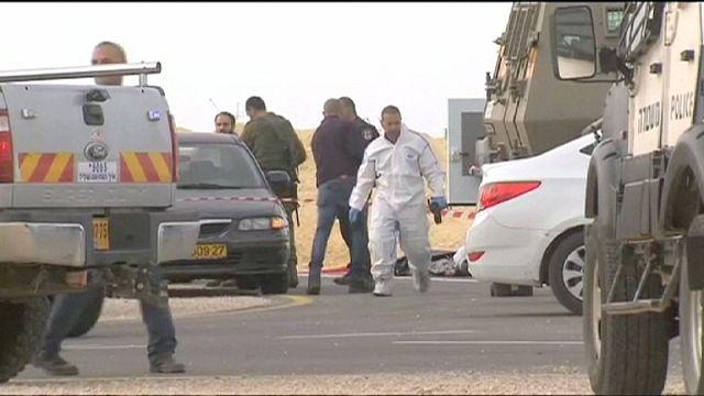 Une colonie prise pour cible en Cisjordanie