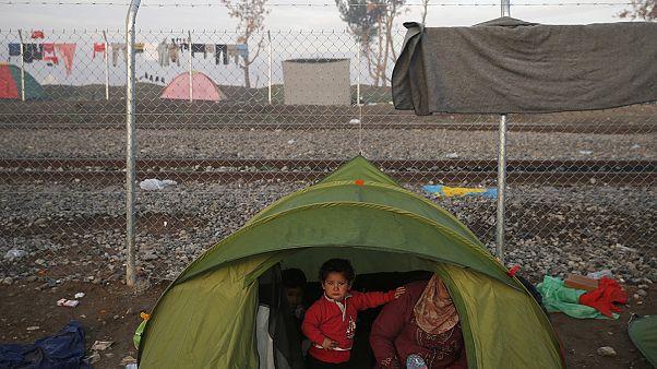 AB'den mülteciler için acil yardım paketi