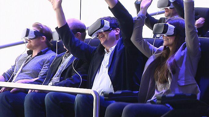 Le monde selon la Réalité Virtuelle