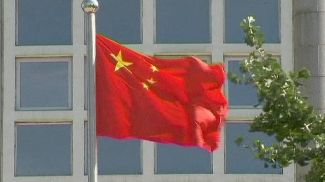 Rating agency Moody's downgrades its outlook on China's debt