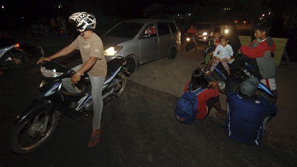 Indonesia and Australia cancel tsunami warnings after 7.9-magnitude quake off Sumatra
