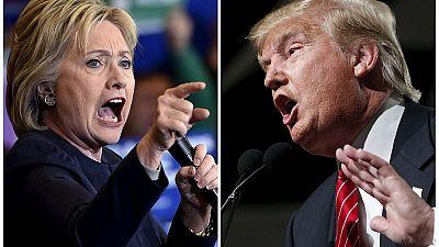 """Primaires aux USA : Trump et Hillary vainqueurs du """"Super Tuesday"""""""