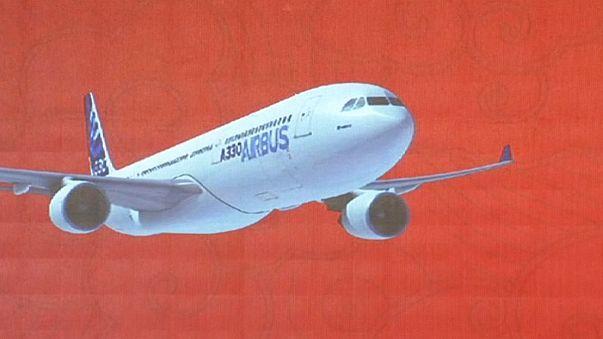 Airbus inaugura nova fábrica de aviões na China