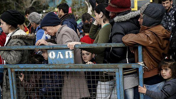 Rendkívűli segítséget kap Görögország a menekültválság miatt