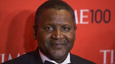 Aliko Dangote ranks higher in the 2016 Forbes world's billionaires list