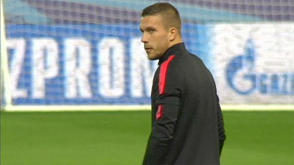 UEFA'dan Galatasaray'a men cezası