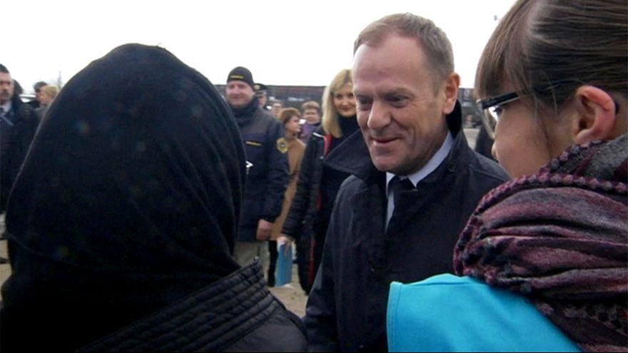 Croatian PM calls for more EU help with refugees