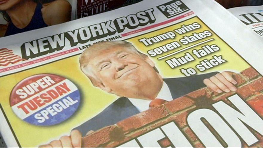 Primaires américaines: des New Yorkais insatisfaits et dans l'attente
