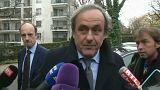 Platini procura inocência no Tribunal Arbitral do Desporto
