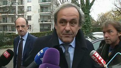 Platini joue son va-tout à J-100 de l'Euro