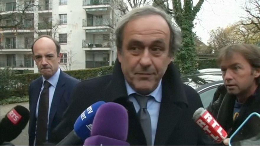 Мишель Платини подал апелляцию в Международный арбитражный суд