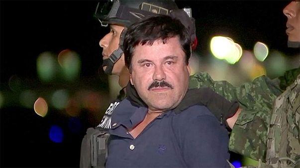 """""""El Chapo"""" diz que não o deixam dormir e pede extradição rápida para os EUA"""