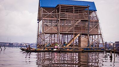 Nigeria's floating school in the 'Venice of Lagos'