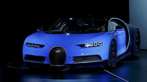 Supercars vye to rev up Geneva auto show