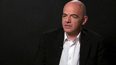 """Fifa, Infantino: """"maggior coinvolgimento dei giocatori nelle decisioni"""""""