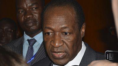 Compaore Ivorian citizenship 'shameful' - Opposition