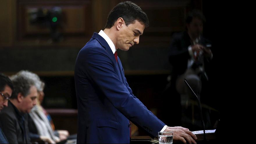 Pedro Sánchez perde primeira votação de investidura