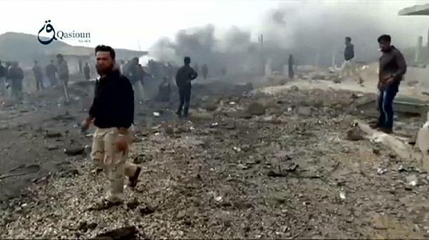 Nem csitul az erőszak Szíriában