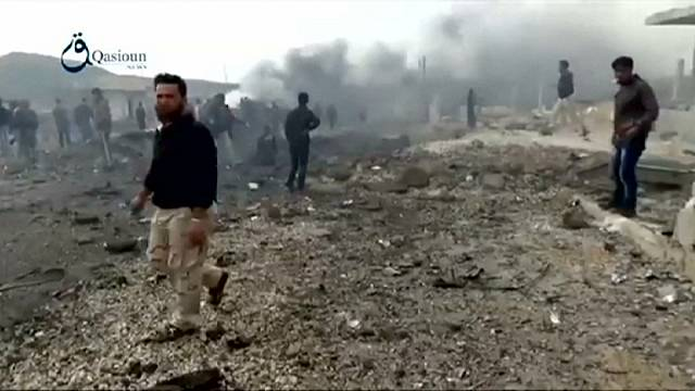 Suriye'de kırılgan ateşkes ve insani yardımlar sürüyor