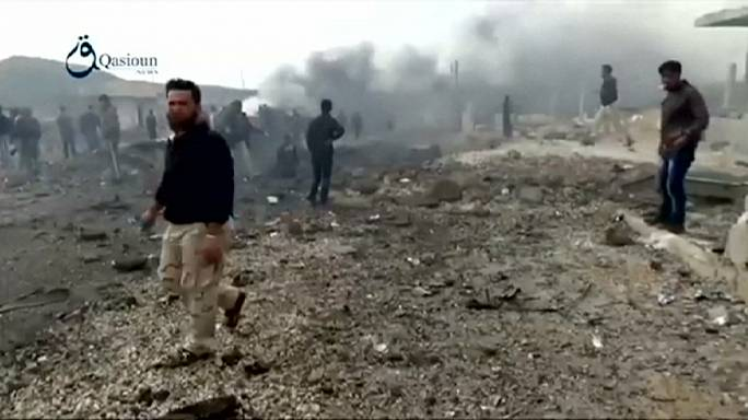 Car bombing against Syrian rebels kills 18, says monitor