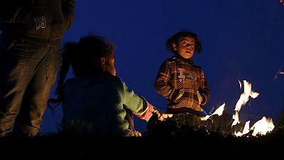 Crianças e bebés migrantes estão em risco, alerta a UNICEF