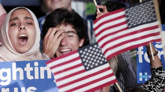 США: Трамп удивил даже сторонников, Клинтон заимствует лозунги у оппонента