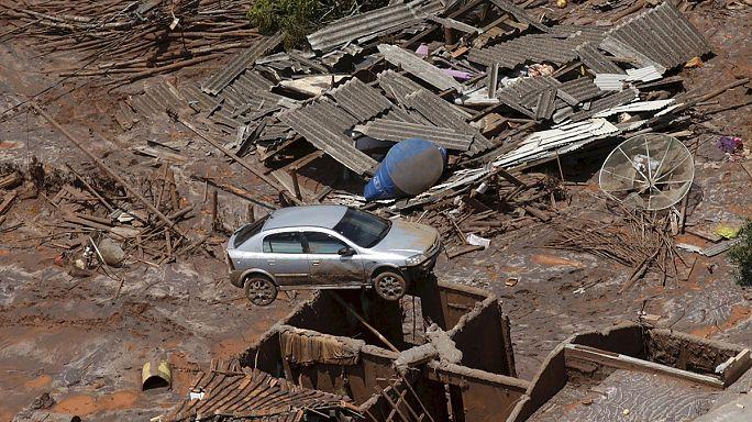 5 milliárd dollár kárpótlás a brazil iszapkatasztrófa miatt
