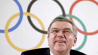IOC president Bach committed to corruption fight