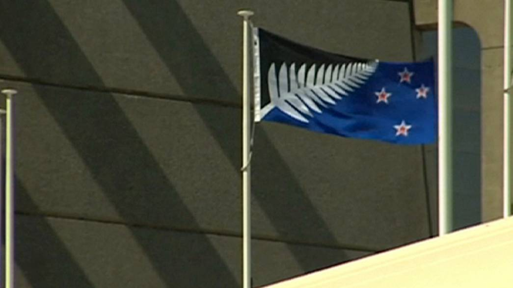 New Zealanders vote on adopting a new flag