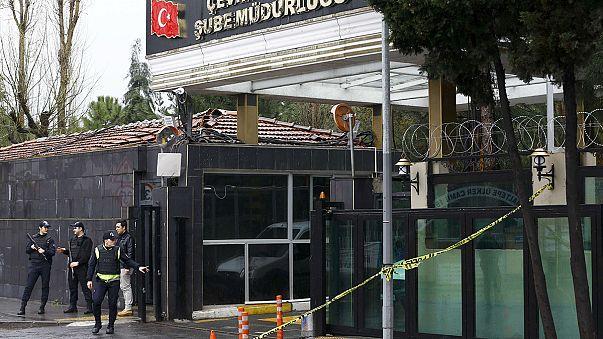 دو زن مهاجم در حومه استانبول کشته شدند