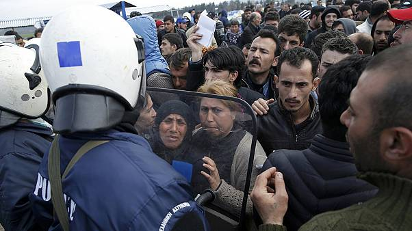 Idomeni: between the borders