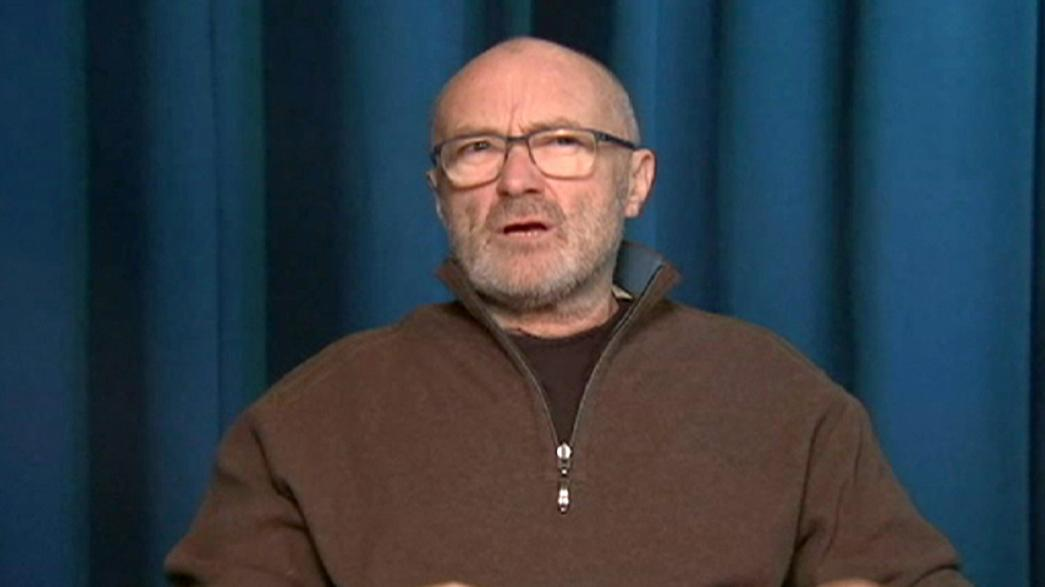 Phil Collins on fatherhood and a musical comeback